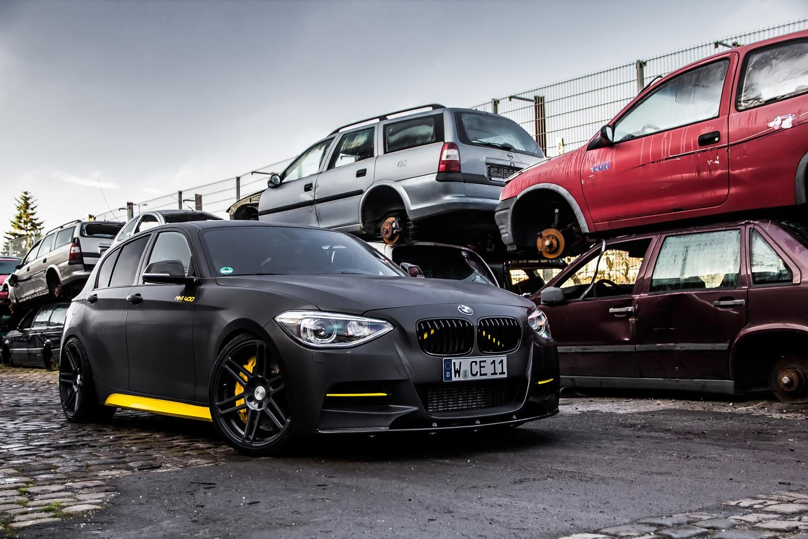 Manhart MH1 BMW M135i Tuning  Tuning  Pinterest  BMW Cars and