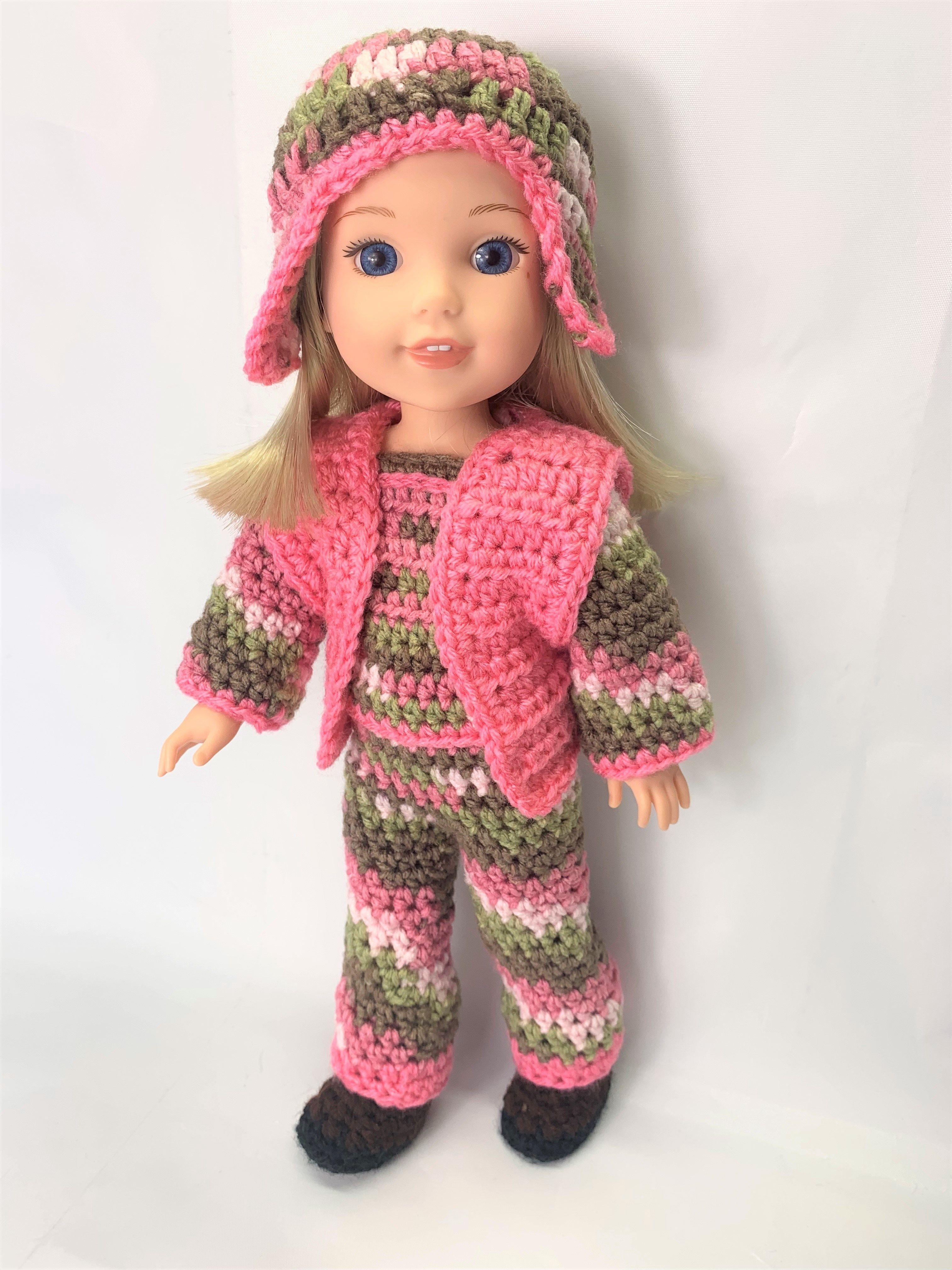 Good Night - Pajamas for 18 inch American Girl Doll