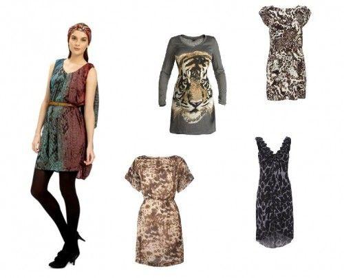Oblečenie so zvieracími motívmi: Prebuďte v sebe zviera (http://www.modnetrendy.sk)