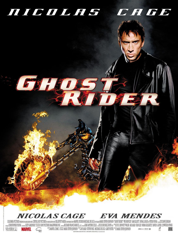 Nicolas Cage Actor In Ghost Rider Ghost Rider Film Ghost Rider Ghost Rider 2007