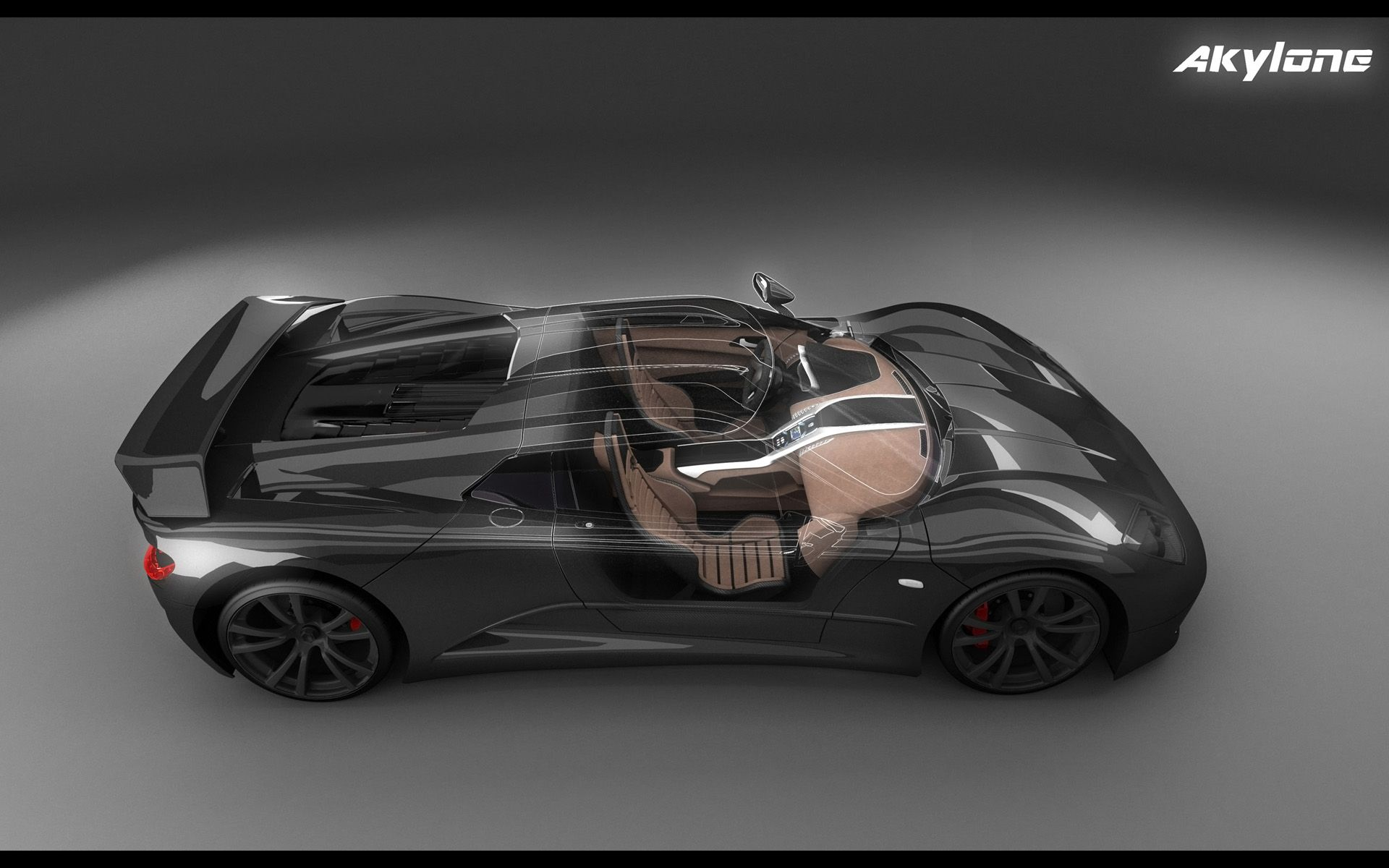 New Cars: Genty Alkylone Concept Car 2014
