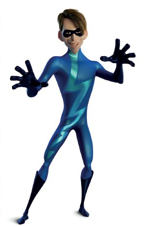 he lectrix is a character in pixar s incredibles 2 who is part of a