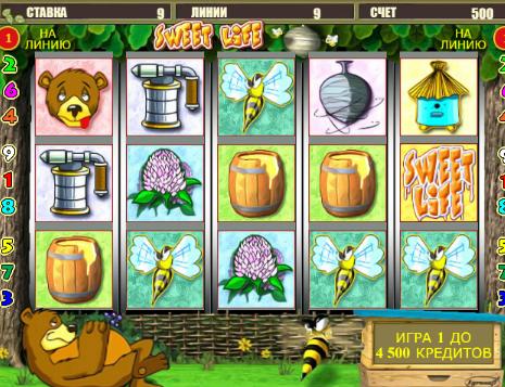 Игровые автоматы медведь пчела и медведь система игры в игровых автоматах
