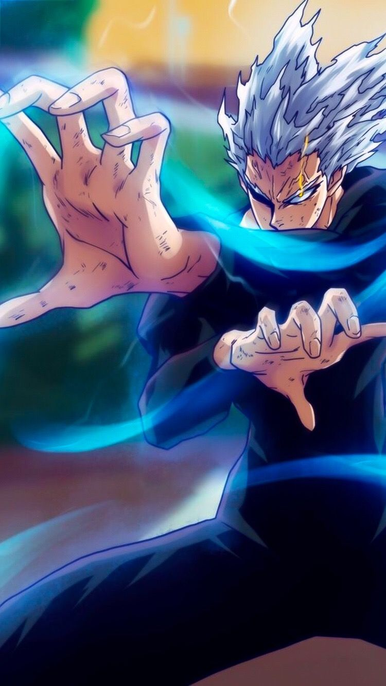 The Monster Garou Manga Color One Punch Man By D4nartss On Deviantart One Punch Man Anime One Punch Man Manga One Punch Man