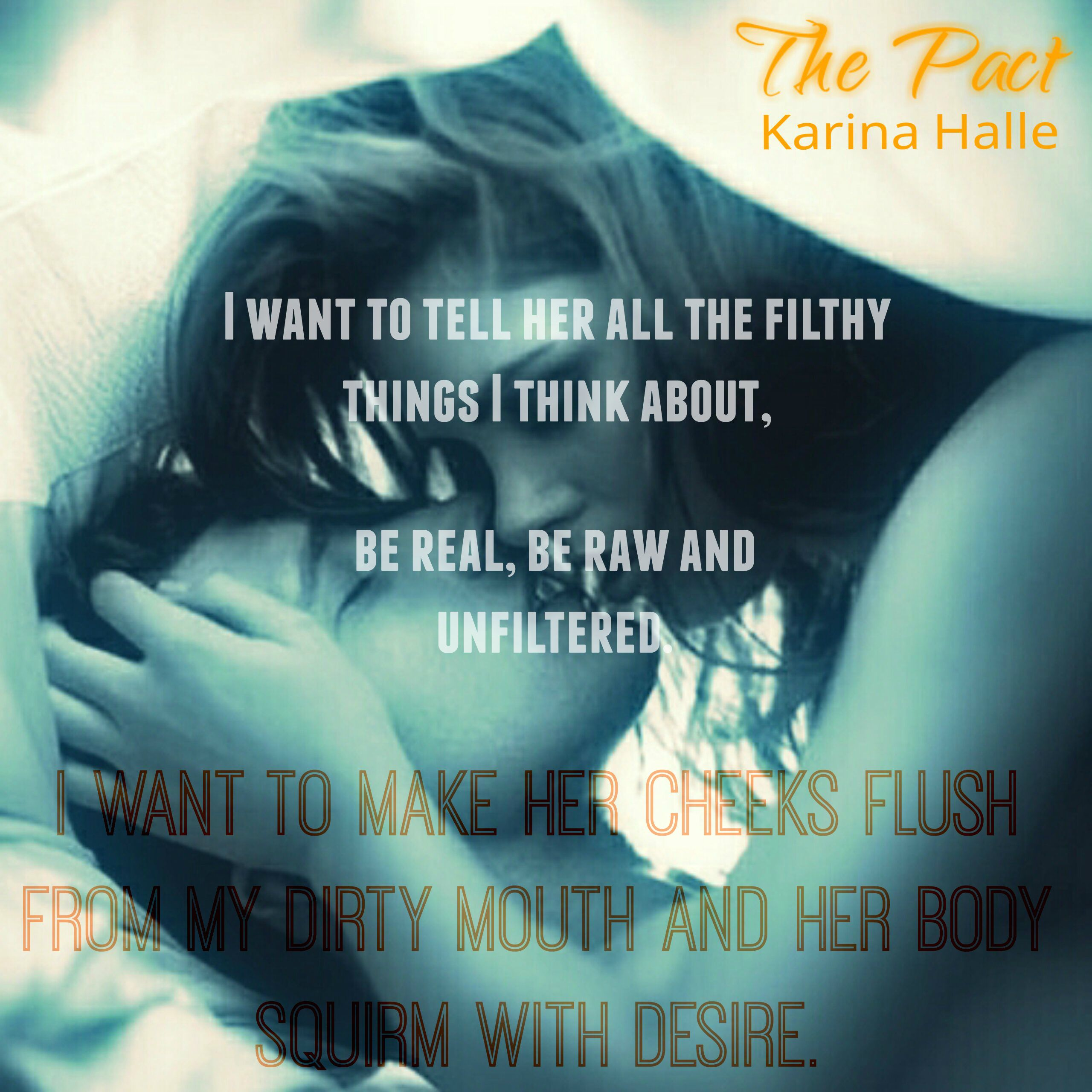 The Pact By Karina Halle Ab Book Club Books Book Boyfriends Book Teaser