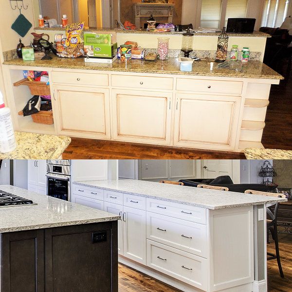 Counter Height Vs Bar Height Snappy Kitchens Kitchen In