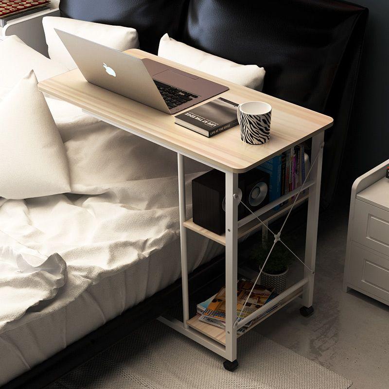 Notebook Bedside Computer Desk Lazy Desktop Simple Desk On Household Bed Simple Folding Mobile Table Simple Desk Mobile Table Furniture