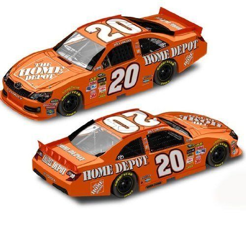 20 Joey Logano 2012 Home Depot 1 64 Nascar Diecast Pit Stop Car Toyota Camry Action Gold Series Lnc By Brickels 15 97 Joe Nascar Diecast Car Features Camry