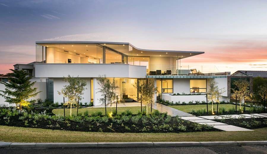 Magnifique maison contemporaine en bord de mer en Australie House
