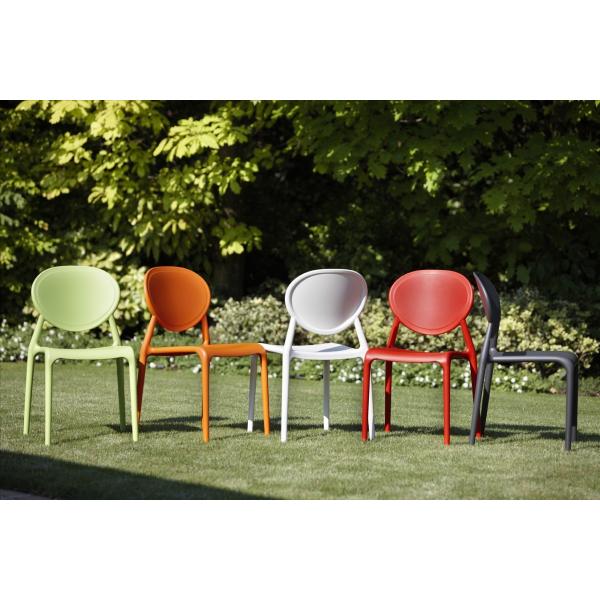 Vendita sedie on line impilabili modello gio sedie for Vendita on line arredamento