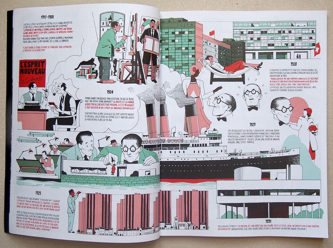 Vincent Mahe On Behance Desenhos De Arquitetura Desenhos