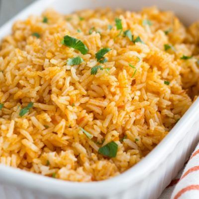 Authentic Mexican Rice #authenticmexicansalsa Authentic Mexican Rice- ThaiCaliente.com #authenticmexicansalsa