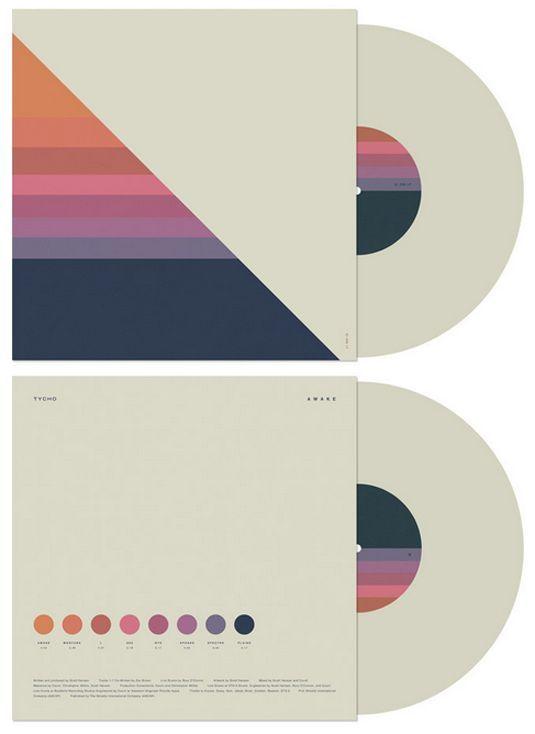 Album artwork of the week: Tycho 'Awake'