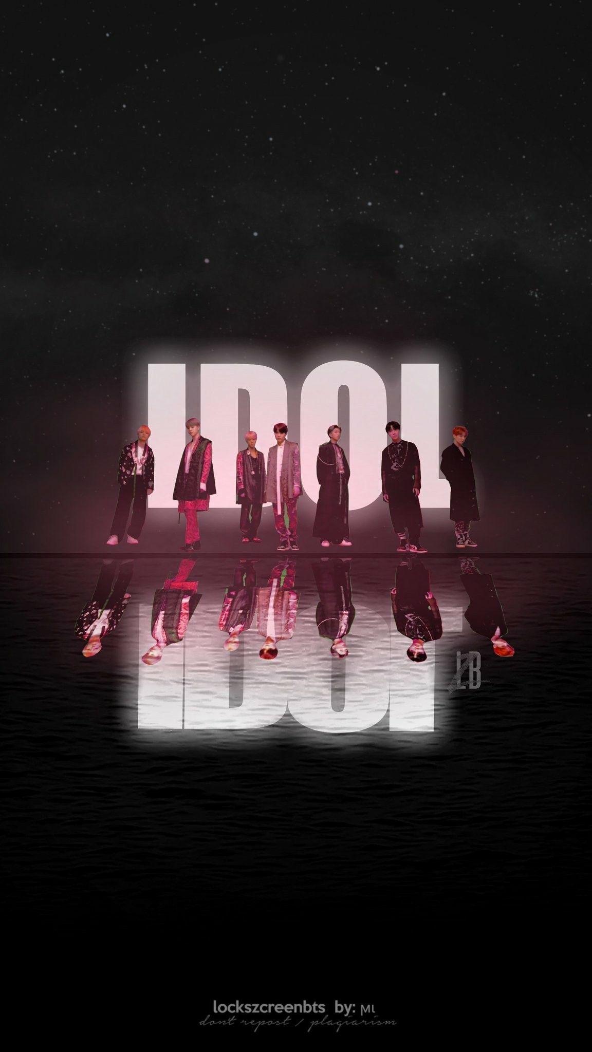 Bts idol wallpaper desktop