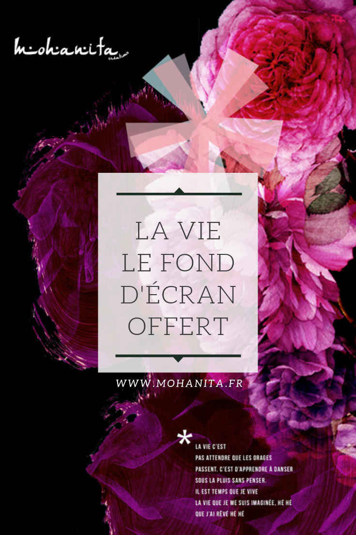 La Vie Le Fond D Ecran Offert Fond Ecran Iphone Fond Ecran Iphone