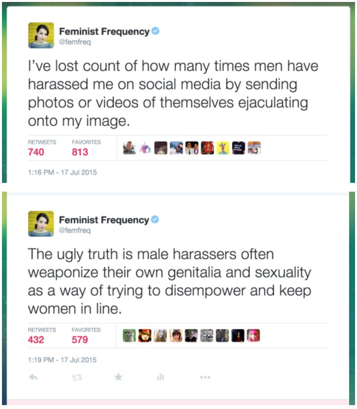 Talking Publicly About Harassment Generates More Harassment