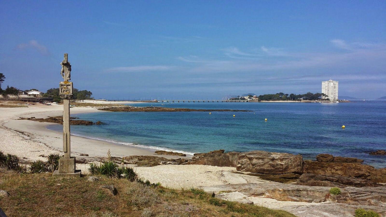 Coruxo Vigo Pontevedra Galicia Spain Un Lugar Tranquilo Para Pasar Las Vacaciones España Vacaciones Fotos