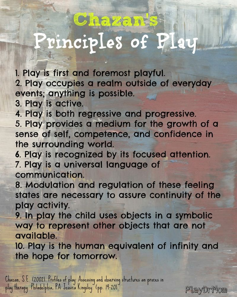 Principles of play from chazan playing doctor plays and therapy principles of play from chazan play dr mom the state of buycottarizona Images