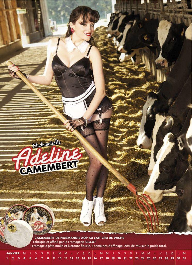 P. S. pour l'Association des Fromages de Terroir.