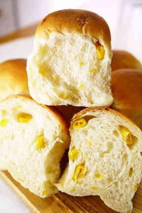 【お惣菜パン】ふわもちコーンちぎりパン の画像