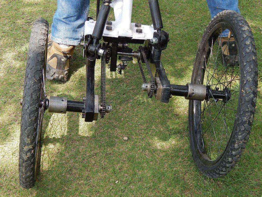 Tilting Trike Trike Bicycle Recumbent Bicycle Bicycle Design
