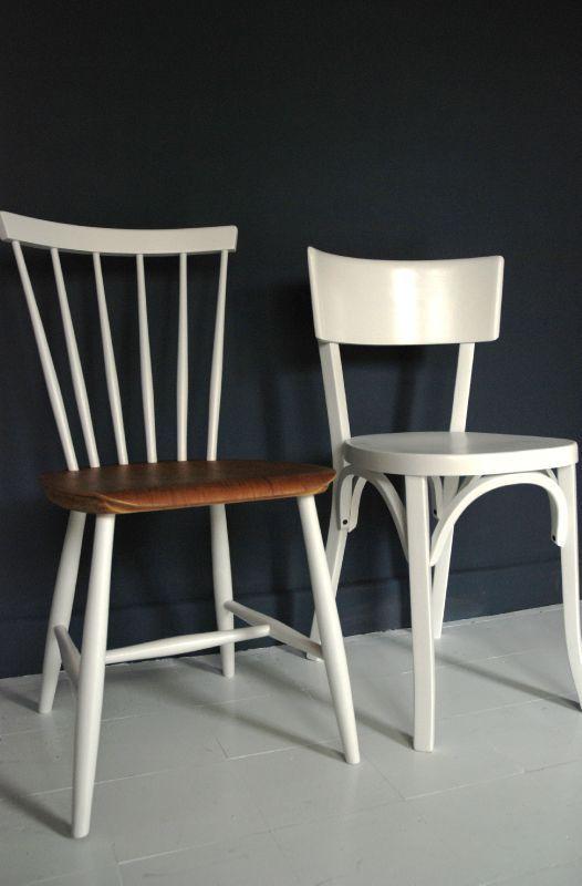 Chaises tapiovaara et Baumann chaise en bois Pinterest Baumann