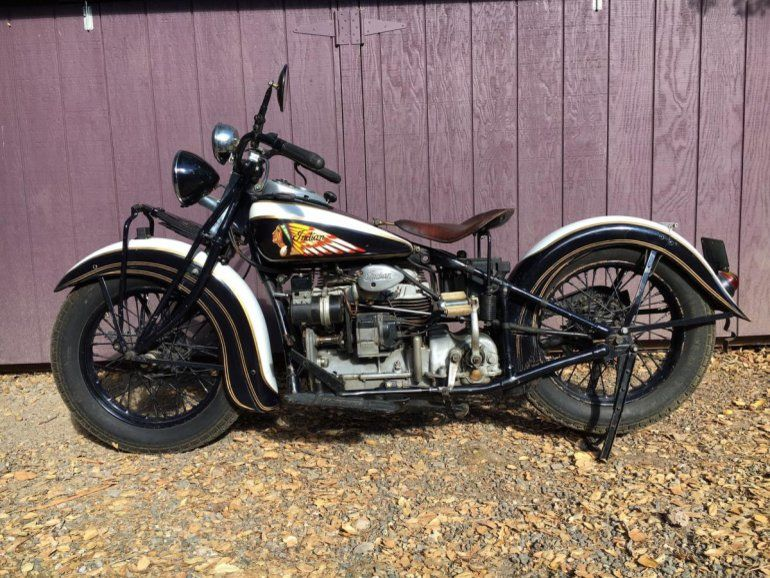 1939 Indian Four Stock - Image 1 of 6