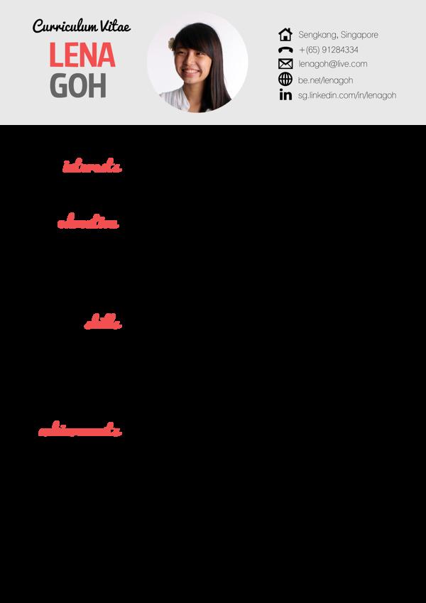 Sencillito | Ideas CV | Pinterest | Currículum, Sencillo y Ejemplos ...