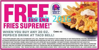 Printable Coupons: Taco Bell Coupons