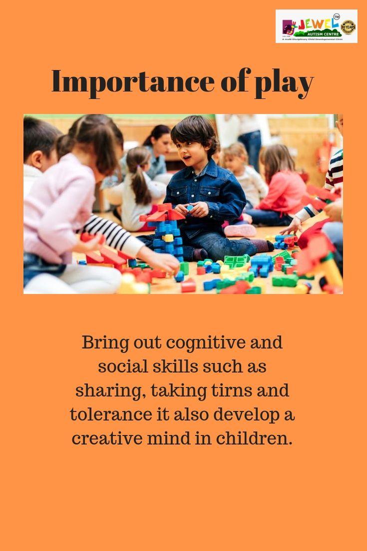 Importance of play autismawareness autismacceptance
