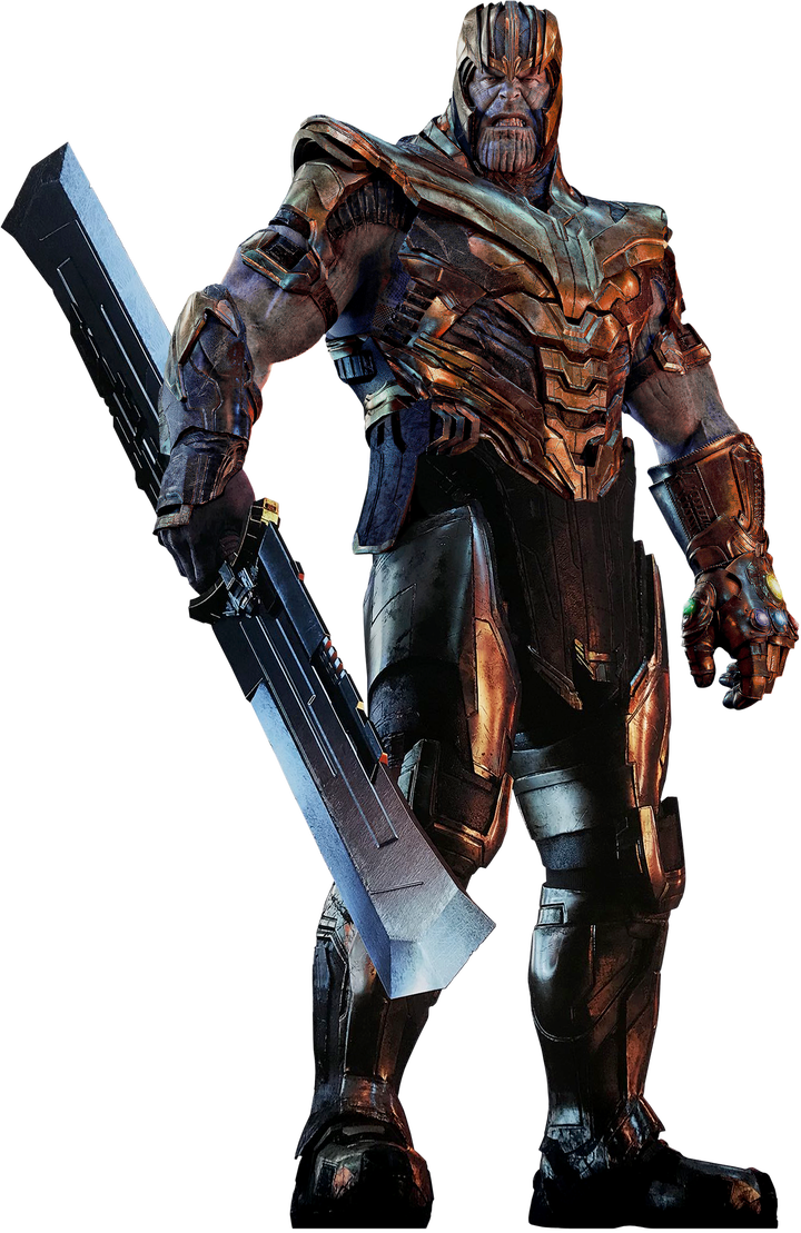 Thanos - Transparent by Asthonx1   Thanos marvel, Marvel ...