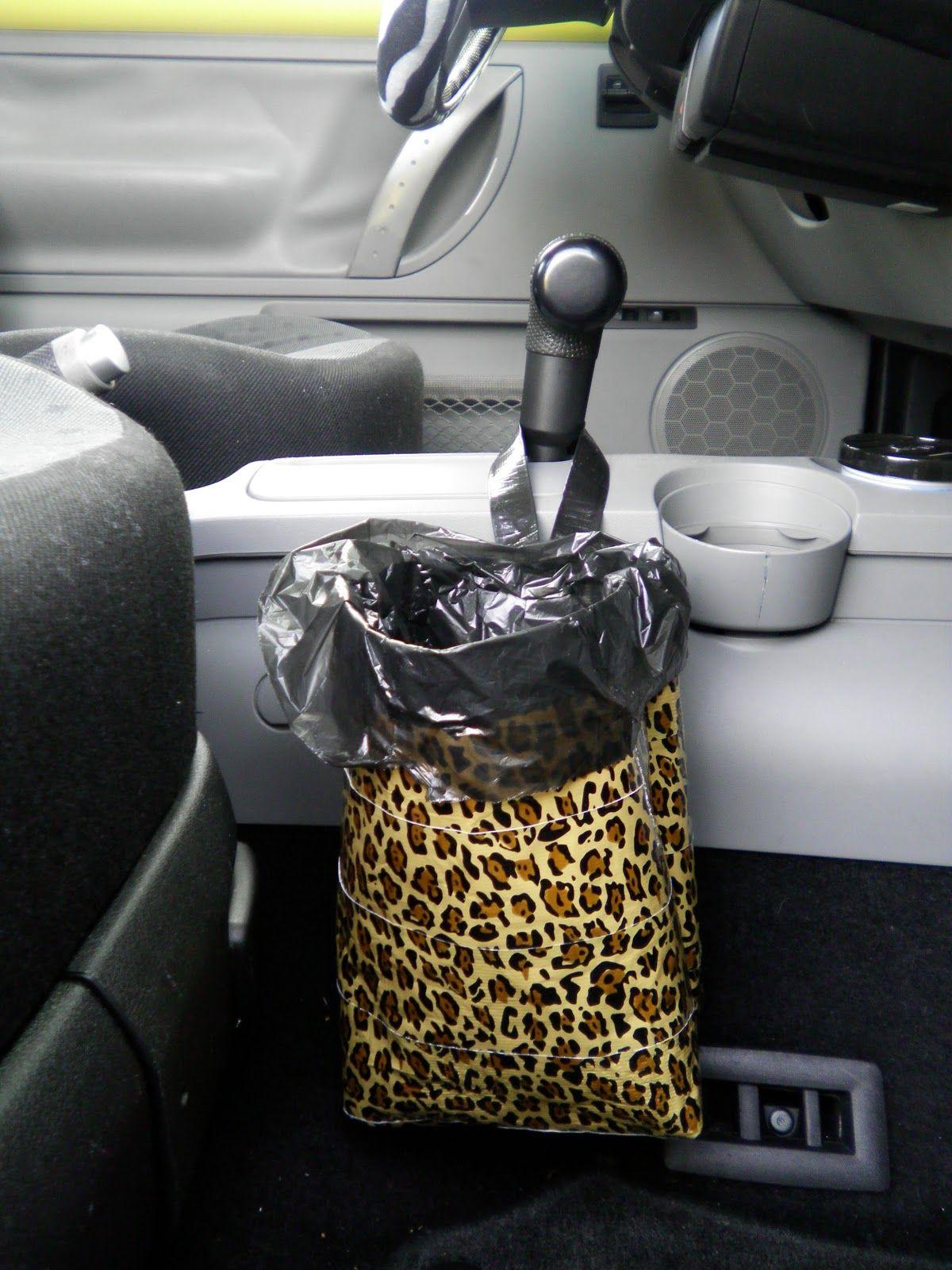 Simply Soft Baby Blog: DIY Car Trash Bag #calendrierdel#39;aventcouture