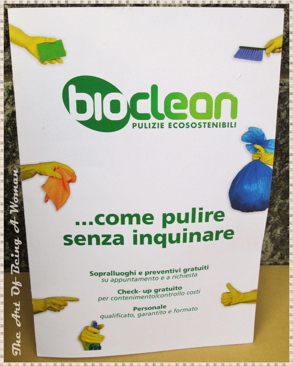 Come pulire senza inquinare...