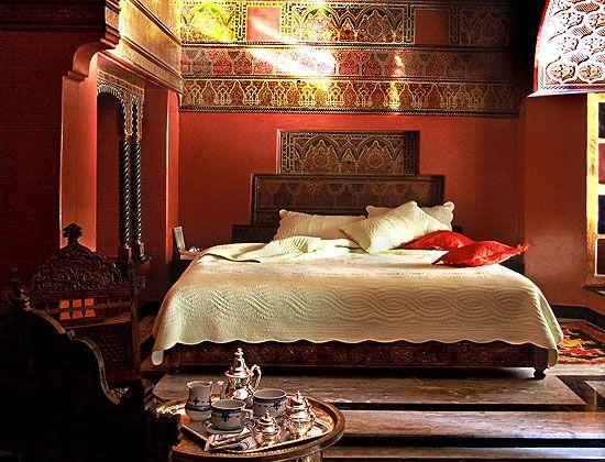 La Sultana Marrakech, Marrakech Hotel, City Retreat, Morocco, SLH