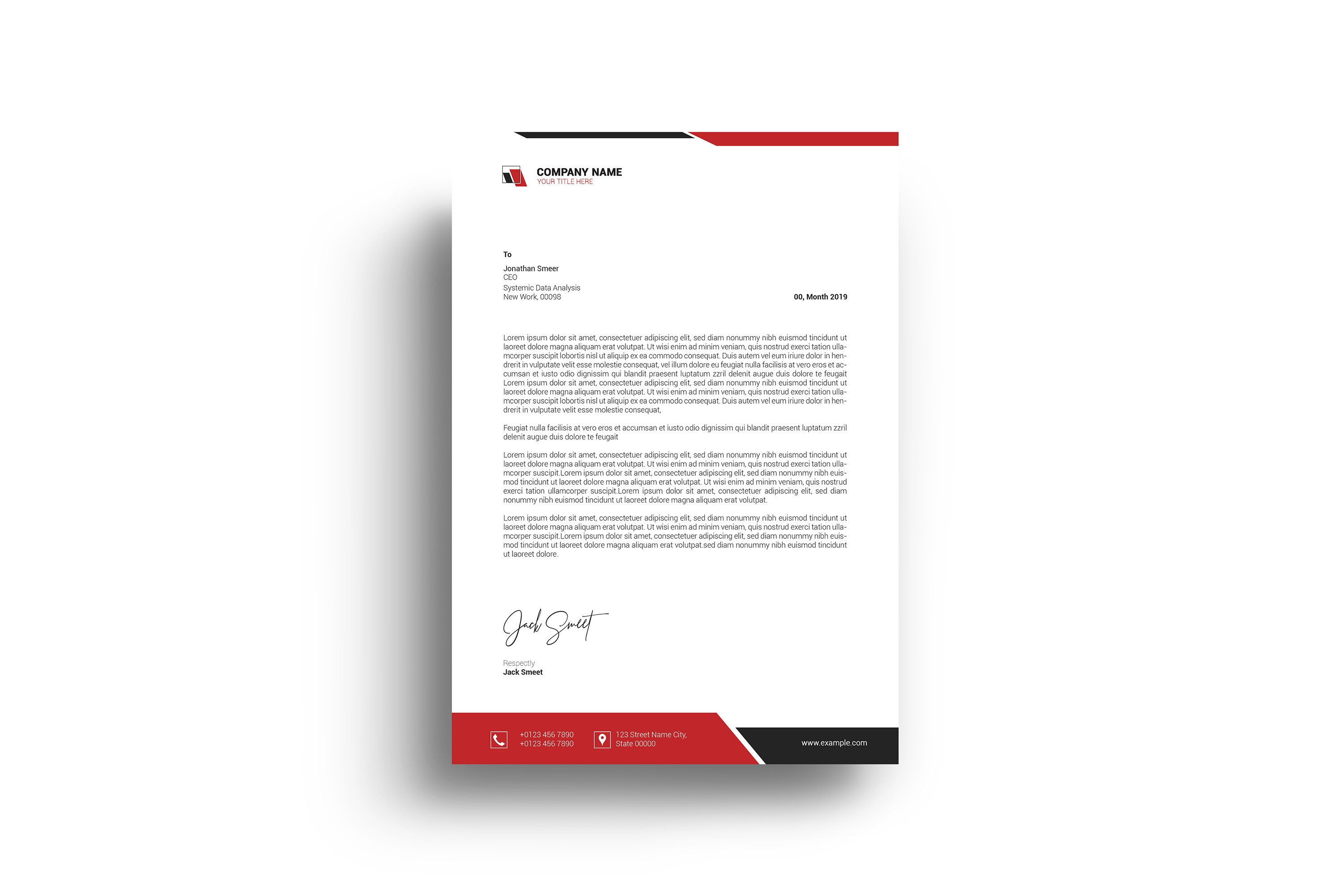 corporate letterhead template company professional cv consultants resume format for 3rd year engineering students high school academic