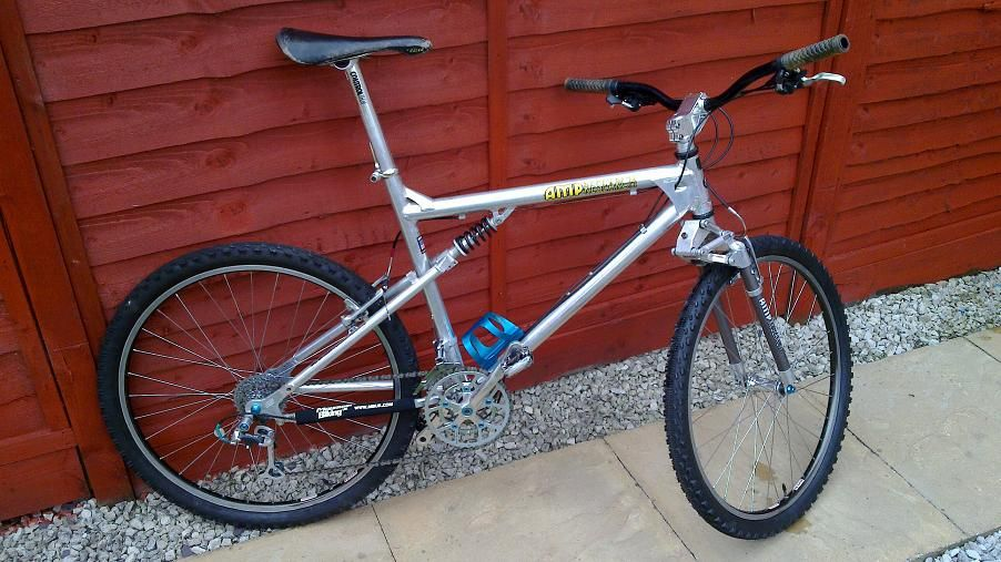 96f0c6f1d38 Amp Research B3 1995 and I've got one   Bikes   Bicycle, Bike, Cycling