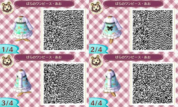 D Qr Codes Animals Animal Crossing Qr Qr Codes Animal Crossing