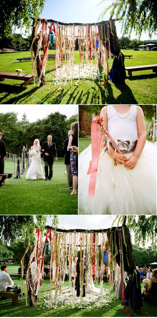 Wedded with Ribbon