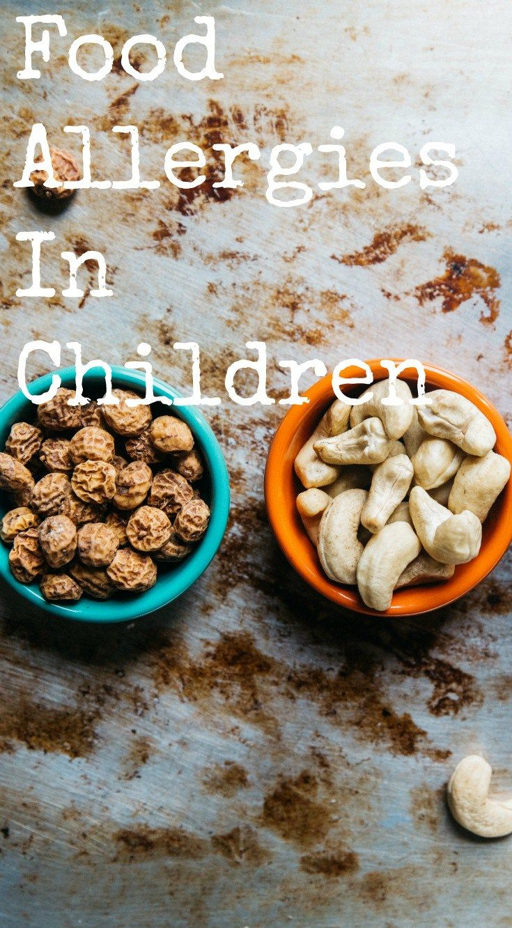 Food allergies in children our story from 6 months to 15 years food allergies in children forumfinder Images