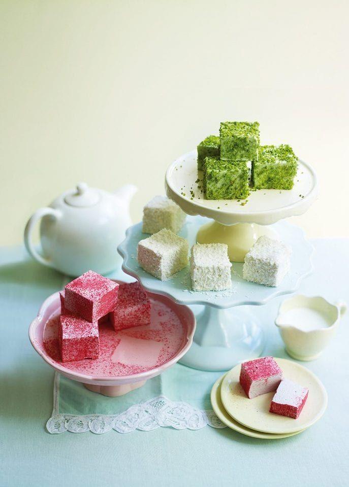 How to make marshmallows #marshmallows
