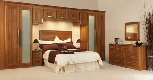 built bedroom furniture ideas pallets bed self building diy rustic ...