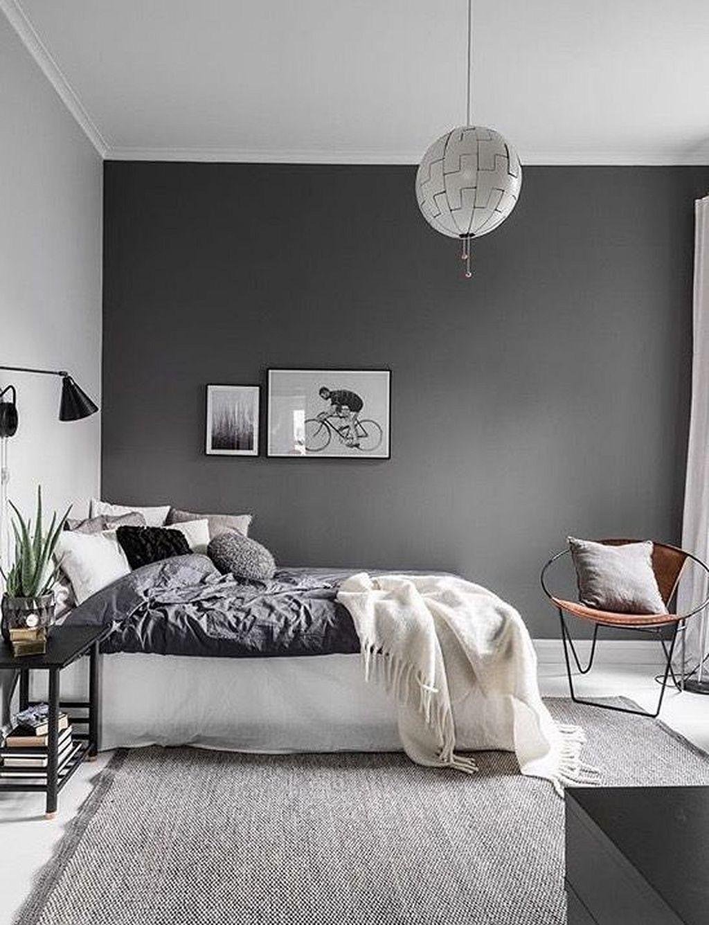 76 Calm Gray Bedroom Color Ideas  Grey Bedroom Colors Gray Prepossessing Gray Carpet Bedroom Decorating Design