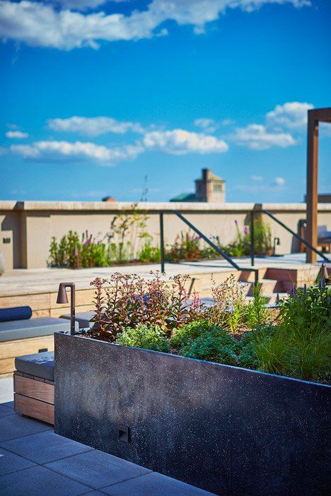 Dutch Garden Designer Piet Oudolf Known For Large Public Projects Like New Yorks High Line Has Completed A Project Much Smaller In Scale Private