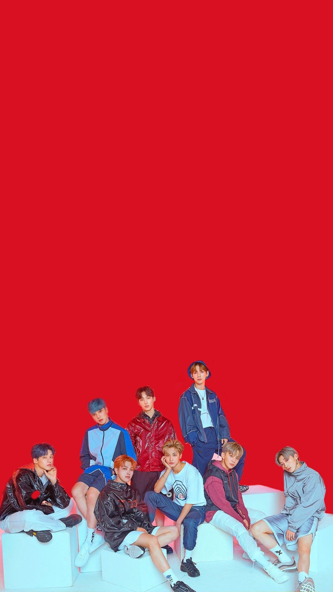 ateez kqfellaz aesthetic tumblr wallpapers red kpop