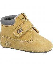 Caterpillar boots, Kids boots, Crib shoes