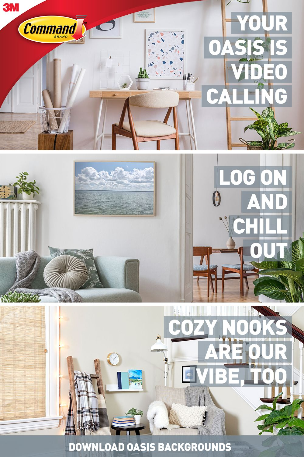 What S The Easiest Way To Spruce Up Your Space And Fill Those Empty Walls Before Your Next Video Call By Downlo Diy Furniture Plans Furniture Plans Cool Rooms