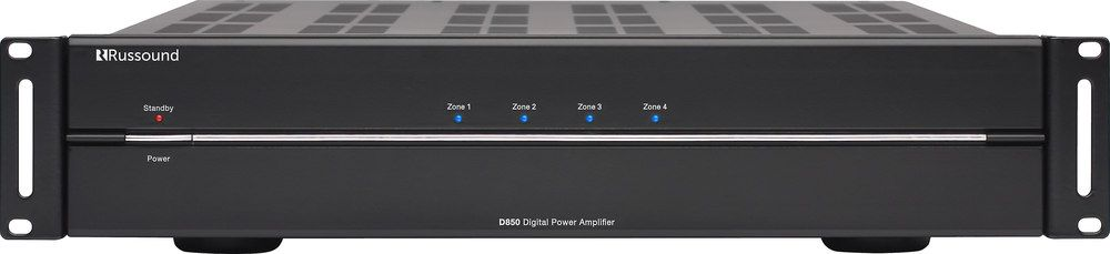 Russound D850 | Stereo Power Amplifiers 1 | Audio amplifier, Audio