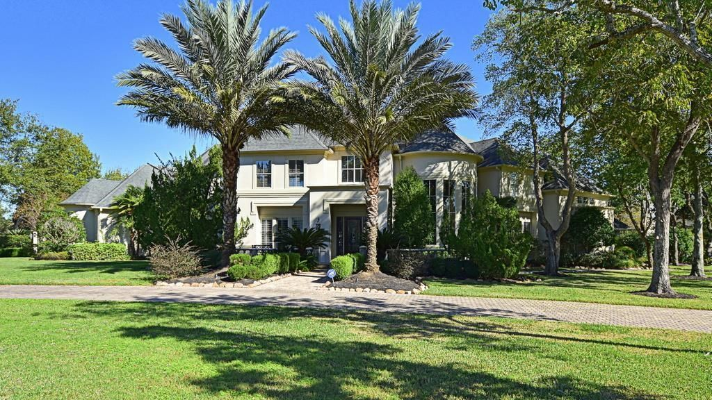 Fabulous Estate On Over An Acre In Katy! Exclusive Gated Community Of  Lakeforest Of Kelliwood Nice Look