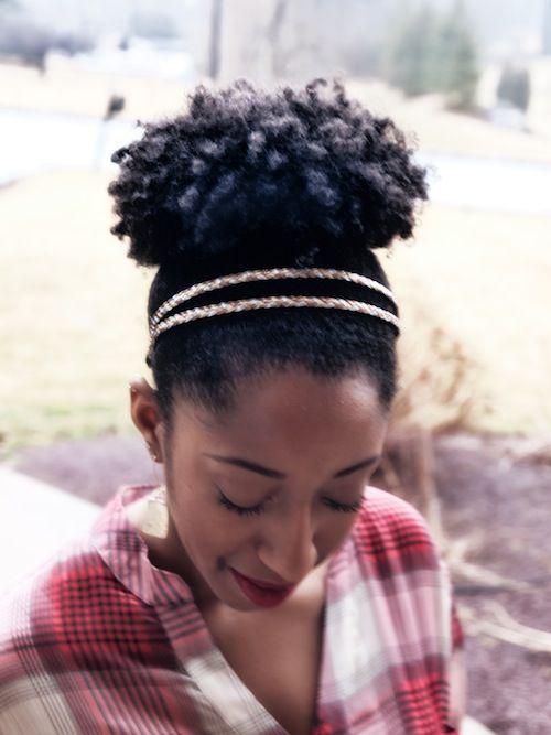 Cute pineapple puff and headband. f58e2b9a260