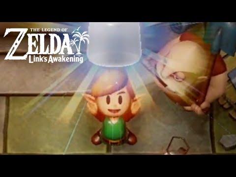 (1) Zelda Link's Awakening Gameplay Trailer Nintendo